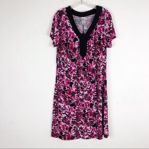 Just My Size Floral Dress Size 1X